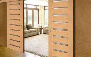 Из чего можно сделать двери в шкаф?