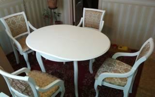 Как выбрать стол и стулья для кухни?