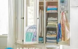 Как правильно приклеить зеркало на шкаф?