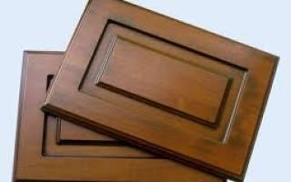 Мебель своими руками из МДФ панелей