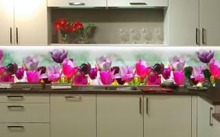Виды МДФ панелей для кухни
