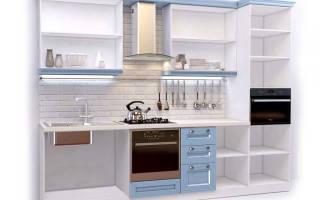 Из чего делают мебель для кухни?