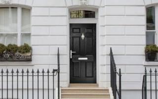 Нужен ли терморазрыв на уличной двери?