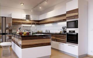 Как правильно выбрать фасады для кухни?