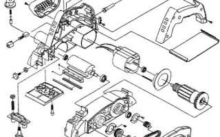Как правильно строгать электрорубанком широкую доску?