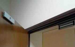 Как сделать электромагнит на дверь?