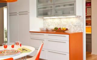 Как выбрать столешницу и фартук для кухни?