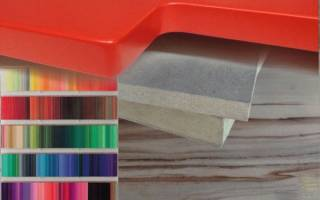 Краски и лак для МДФ