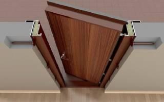На что крепить входные железные двери?