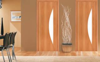 Как делают ламинированные двери?