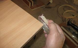 Что такое кромка ПВХ для мебели?